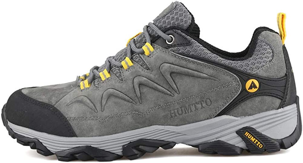SELCNG Hiking Shoes wear-Resistant Non-Slip Outdoor Shoes Sports and Leisure Mens Hiking