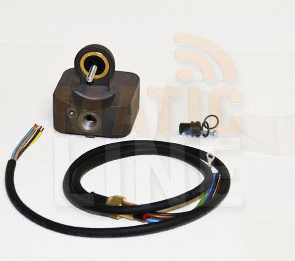 BFT - Kit de tapa articulada para motor, dorado, con cable eléctrico: Amazon.es: Bricolaje y herramientas