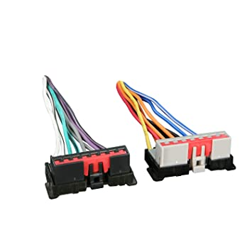 619qoNwXnzL._SY355_ amazon com metra 71 1770 86 04 ford vehicle harness car metra 70-1770 wiring diagram at cos-gaming.co