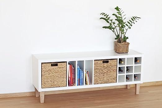 6 X Mobelfusse Aus Holz Fur Kallax Regal Von Ikea Mobelbeine