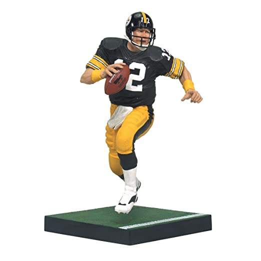 Amazon.com: NFL Pittsburgh Steelers McFarlane 2012 Terry Bradshaw ...