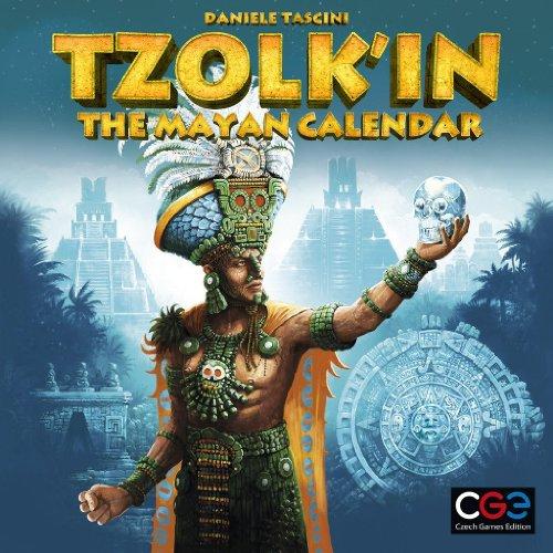 Tzolk'in – the Mayan Calendar Game