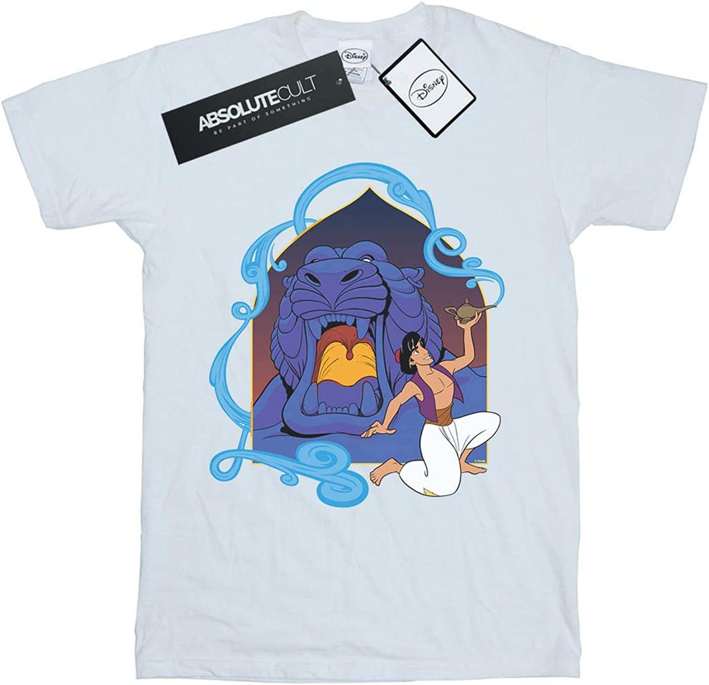 Disney Boys Aladdin Cave of Wonders T-Shirt