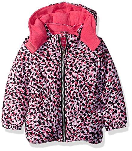 Pink Platinum Girls Pretty Cheetah Puffer