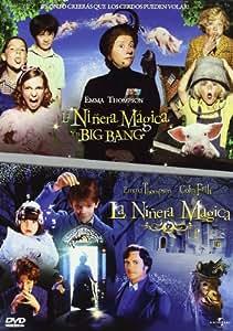 Pack La Niñera Magica/ La Niñera y El Big bang [DVD]