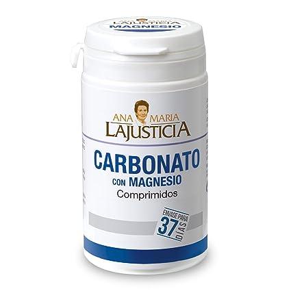 Ana Maria Lajusticia - Carbonato de Magnesio - 75 comprimidos