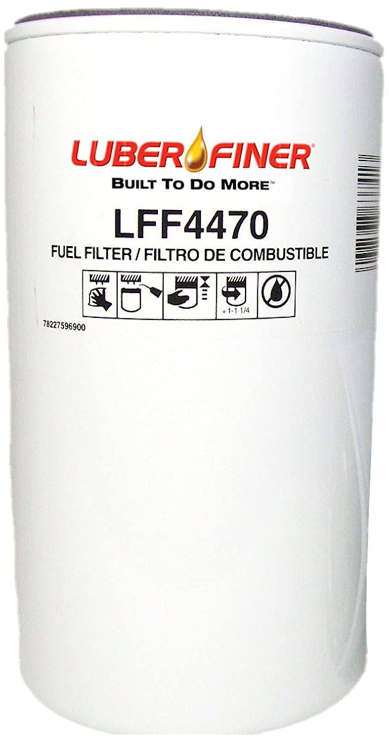 12 Pack Luber-finer LFF4470-12PK Heavy Duty Fuel Filter
