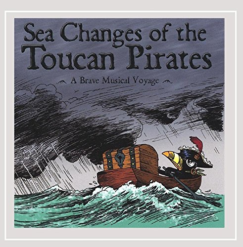 Play Irish Banjo (Sea Changes of the Toucan Pirates)