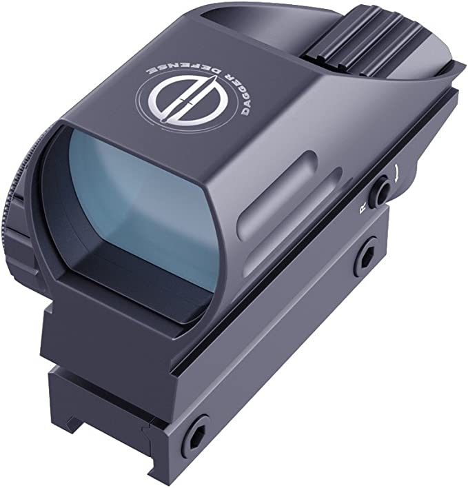 Best Red Dot Sight: Dagger Defense DDHB Red Dot Reflex Sight