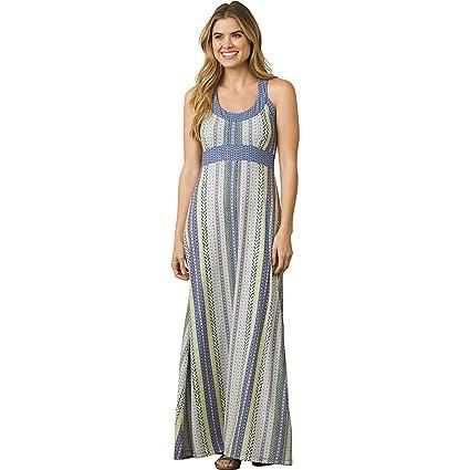a8c4527c7a18 Amazon.com   prAna Women s Cali Maxi Dress Lavender Carnivale XS   Sports    Outdoors