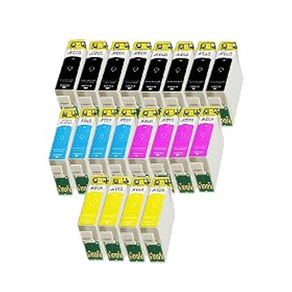 20 Cartuchos de Tinta para Epson Stylus Office BX305 F ...