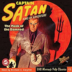 Captain Satan #1, March 1938
