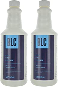 National Chemicals 31002 BLC Beverage System Cleaner-32 oz (Pack of 2), 2 Count