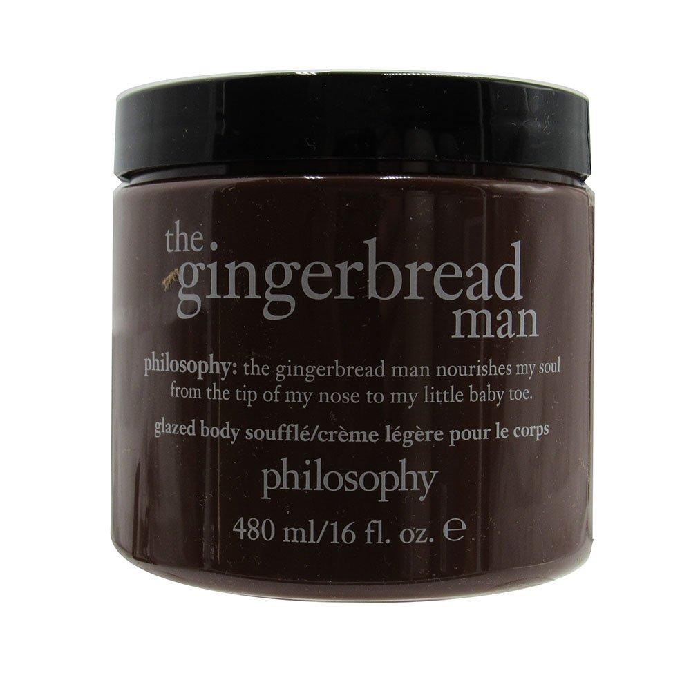 Philosophy Glazed Body Souffle 16 fl.oz. (The Gingerbread Man)