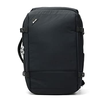 a5906f9400e5 Image Unavailable. Image not available for. Color  Pacsafe Vibe 40 Anti-Theft  40L Weekender Backpack ...