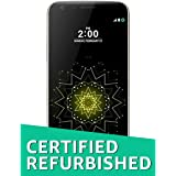 (Certified REFURBISHED) LG G5 LG-H860 (Titanium, 32GB)