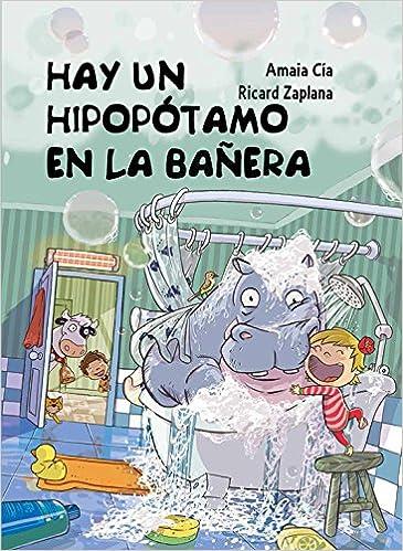 Resultado de imagen de quién ha metido un hipopótamo en la bañera