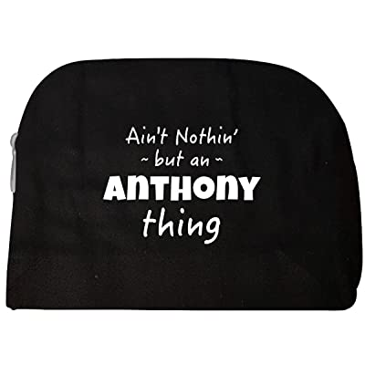 Anthony Thing Name Pride Design - Cosmetic Case