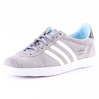 27dc8e00 adidas Gazelle OG W, Sport Shoes Grey Size: 5.5 UK: Amazon.co.uk ...