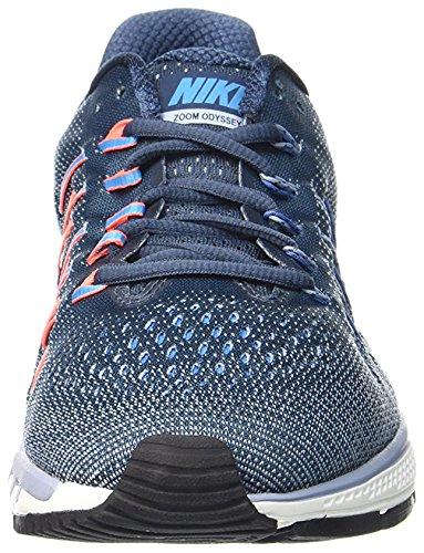 Nike Air Zoom Odyssey 2 Blauw / Wit 844545 400 Maat 12