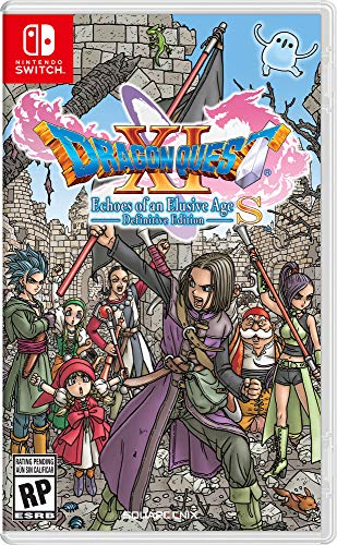 Dragon Quest XI S: Echoes of an Elusive Age - Definitive Edition - Nintendo Switch (Dragon Quest Heroes 1 & 2 Switch)
