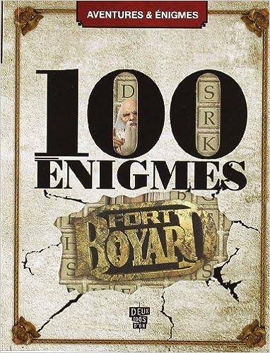 Download Online 100 énigmes Fort Boyard pdf, epub ebook