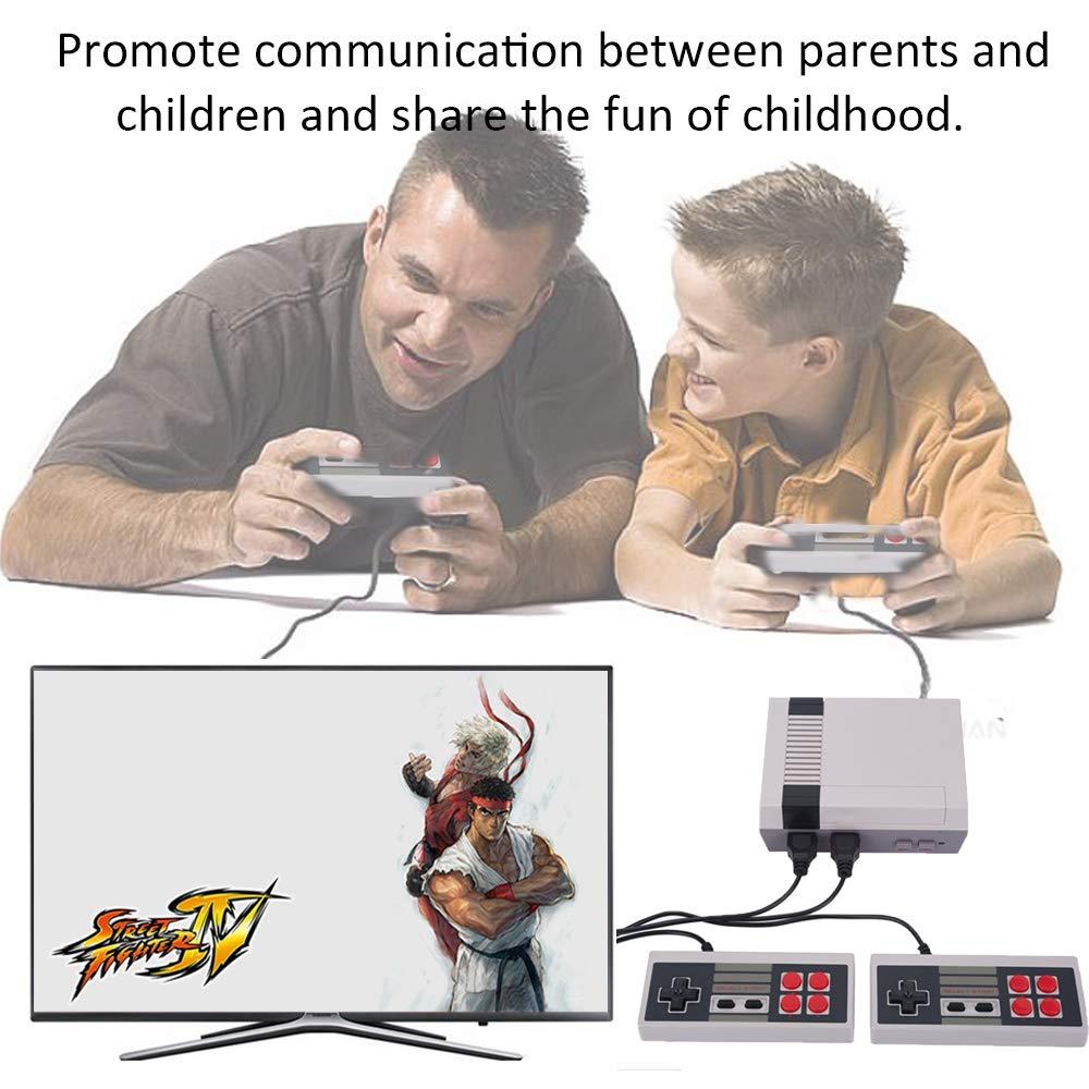 Pokeman Retro Video Game Console, Mini Classic Console AV Output TV Game System by Pokeman (Image #5)