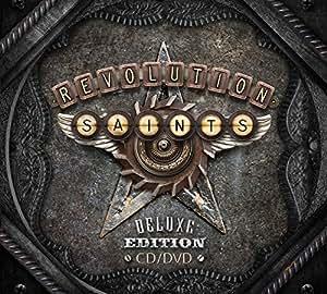 Revolution Saints [CD/DVD Combo][Deluxe Edition]