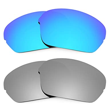 e3dde573769 Image Unavailable. Image not available for. Color  Revant Replacement Lenses  for Oakley Half X ...