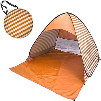 Tienda de campaña para acampada al aire libre, totalmente ...
