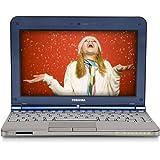 Toshiba Mini NB205-N330BL 10.1-Inch Royal Blue Netbook - 9 Hours of Battery Life (Windows 7 Starter)
