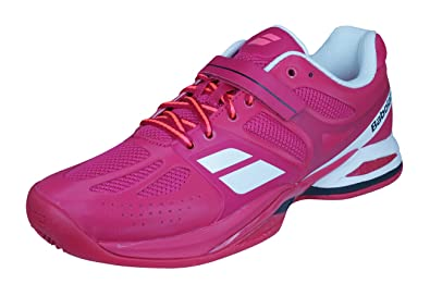 Amazon Com Babolat Propulse Bpm Clay Womens Tennis Sneakers Shoes