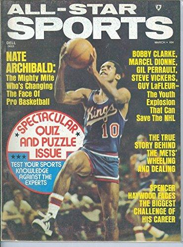 - 1974 mar All Star Sport Nate Archibald Kings