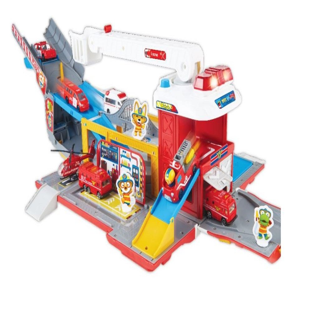 Pororo Transformation Fire Engine(Expedited shipping) by Pororo (Image #3)
