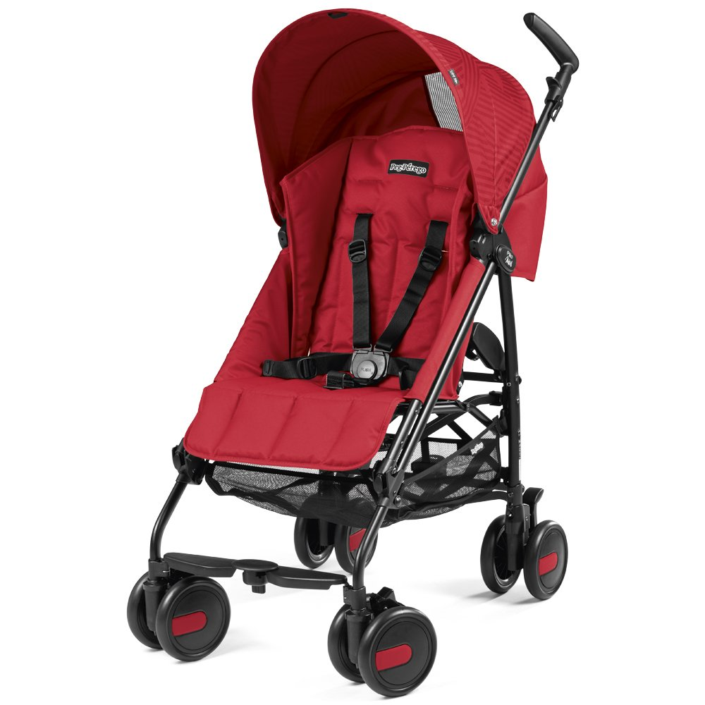 Peg Perego Pliko Mini Geo - Silla de paseo plegable, color red PegPerego IPKR280035SU49SR49