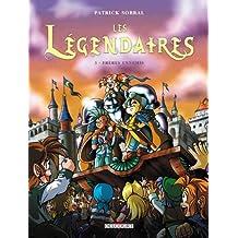 Les Légendaires T03 : Frères ennemis (French Edition)