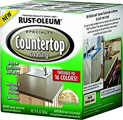 Rustoleum Specialty 246068 1 Quart Tint Base Countertop Coating