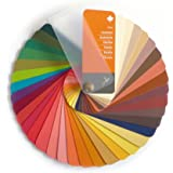 Color Swatch Fan True Autumn with 35 Colors for Color Analysis and Image Consulting