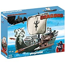 Playmobil How to Train Your Dragon Drago's Ship Building Set
