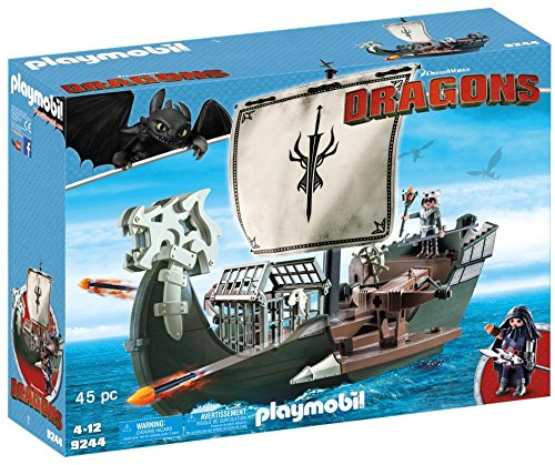 PLAYMOBIL Drago's Ship ()