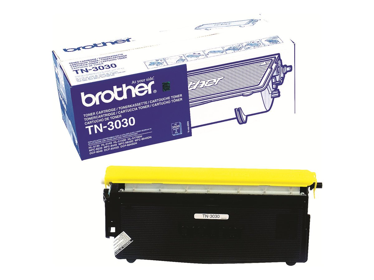 Brother TN3030 Toner Cartridge, Standard Yield, Black, Brother Genuine  Supplies: Amazon.co.uk: Office Products