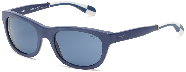 Ralph Lauren POLO 0PH4077 Gafas de sol, Vintage Blue, 54 para ...