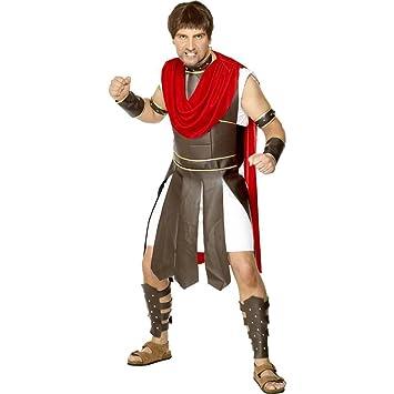 Traje de centurión romano disfraz soldado guerrero gladiador ...