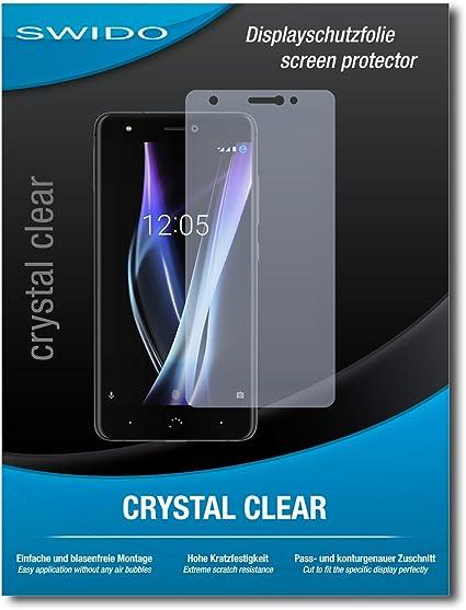 4 x SWIDO® Protector de pantalla BQ Aquaris X Pro Protectores de ...