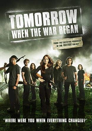 tomorrow when the war began survival