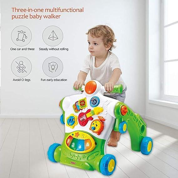 Amazon.com: Mogoi - Andador de aprendizaje para sentarse a ...