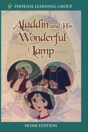 Amazon Com Aladdin And His Wonderful Lamp Home Use Movies Tv