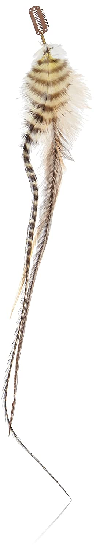 Featherlocks clips Declaración de muelles Navajo 3, Paquete 1er (1 x 3 piezas) 13379