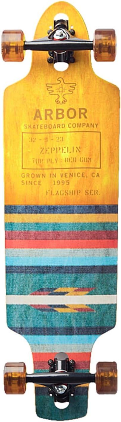 Arbor Zeppelin Flagship Longboard Complete 2018
