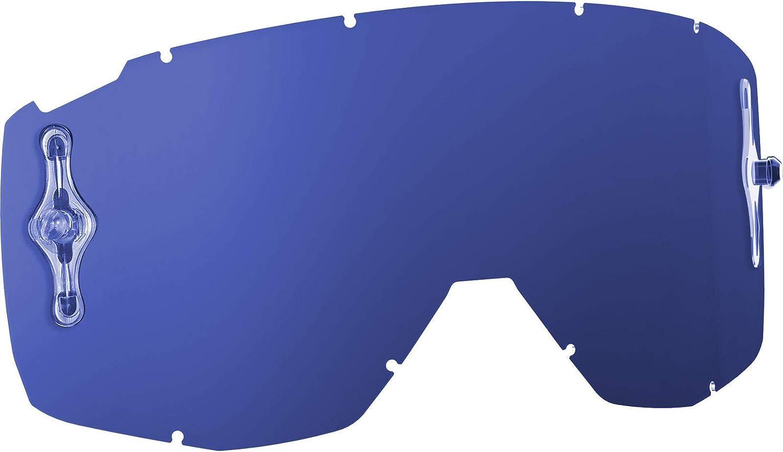 Scott MX Lens Hustle//Tyrant//Split SNG Work Blue Works